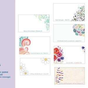 E-CARDS (Encouragement Cards)